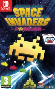 Space Invaders Forever NSP SWITCH