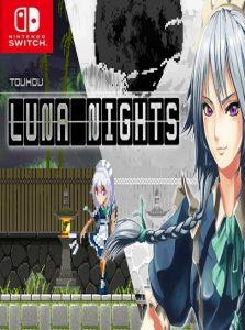 Touhou Luna Nights NSP SWITCH