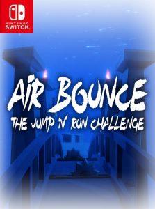 Air Bounce – The Jump 'n' Run Challenge NSP SWITCH