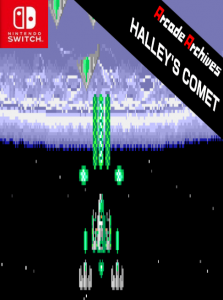 Arcade Archives HALLEY'S COMET NSP SWITCH