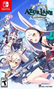 Azur Lane: Crosswave NSP DLCs SWITCH