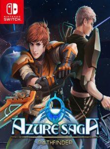 Azure Saga: Pathfinder DELUXE Edition NSP UPDATE SWITCH