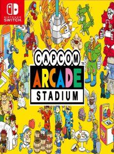 Capcom Arcade Stadium NSP UPDATE DLCs SWITCH