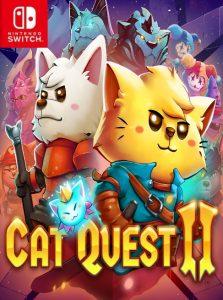 Cat Quest II NSP UPDATE SWITCH