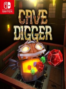 Cave Digger NSP SWITCH
