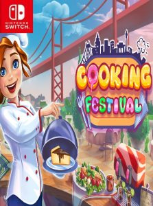 Cooking Festival NSP SWITCH