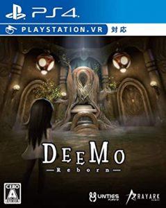 DEEMO -Reborn- PKG UPDATE PS4