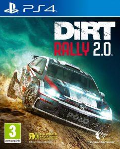 DiRT Rally 2.0 PKG UPDATE PS4 EUR