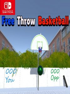 Free Throw Basketball NSP SWITCH