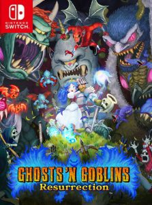 Ghosts 'n Goblins Resurrection NSP UPDATE SWITCH