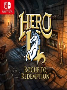 Hero-U: Rogue to Redemption NSP SWITCH
