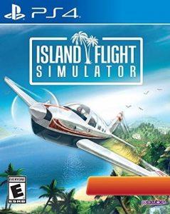 Island Flight Simulator PKG PS4 USA EUR