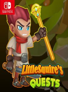 Little Squire's Quests NSP SWITCH