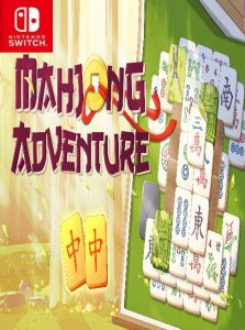 Mahjong Adventure NSP SWITCH