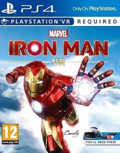 Marvel's Iron Man VR PKG PS4 EUR