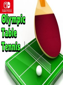 Olympic Table Tennis NSP SWITCH