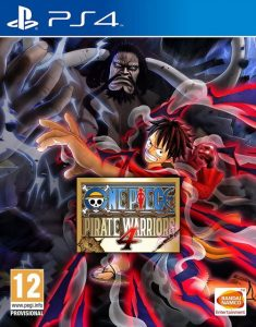 ONE PIECE: PIRATE WARRIORS 4 PKG UPDATE DLCs PS4 EUR