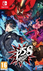 Persona® 5 Strikers NSP DLCs SWITCH