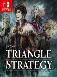 Project TRIANGLE STRATEGY NSP SWITCH