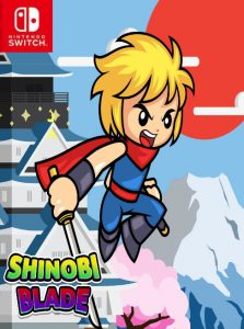 Shinobi Blade NSP SWITCH