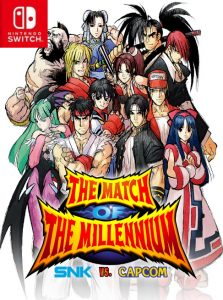 SNK VS. CAPCOM: THE MATCH OF THE MILLENNIUM NSP UPDATE SWITCH