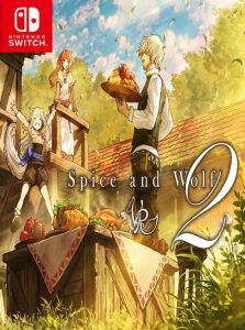 Spice and Wolf VR2 NSP SWITCH