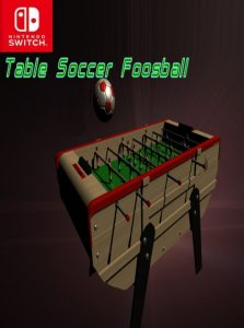 Table Soccer Foosball NSP SWITCH