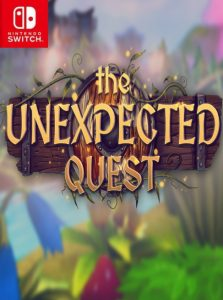 The Unexpected Quest NSP UPDATE SWITCH
