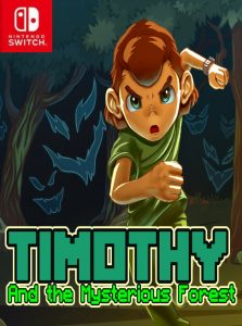 Timothy and the Mysterious Forest NSP SWITCH