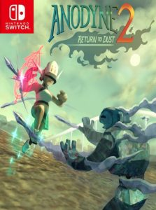 Anodyne 2: Return to Dust NSP UPDATE SWITCH