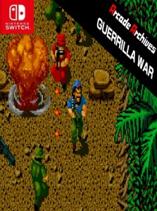 Arcade Archives GUERRILLA WAR NSP SWITCH