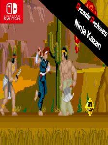 Arcade Archives Ninja Kazan NSP SWITCH