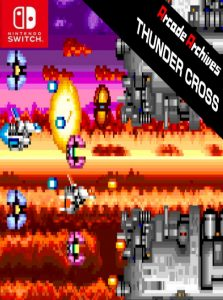 Arcade Archives THUNDER CROSS NSP SWITCH