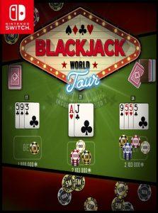 Black Jack World Tour NSP SWITCH