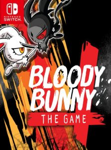Bloody Bunny, The Game NSP SWITCH