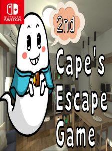 Cape's Escape Game 2nd room NSP SWITCH