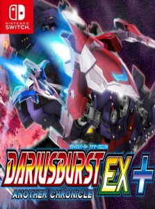 DARIUSBURST: ANOTHER CHRONICLE EX plus NSP UPDATE SWITCH