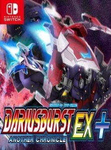 DARIUSBURST: ANOTHER CHRONICLE EX plus NSP UPDATE SWITCH