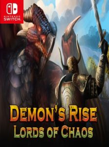 Demon's Rise – Lords of Chaos NSP UPDATE SWITCH