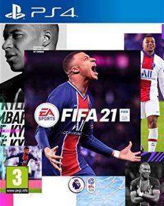 FIFA 21 PKG UPDATE PS4 EUR