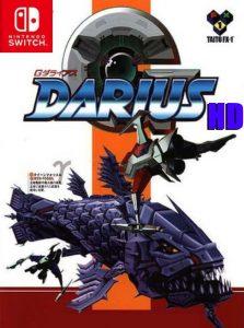 G-Darius HD NSP UPDATE SWITCH