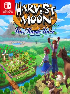 Harvest Moon: One World NSP DLC SWITCH