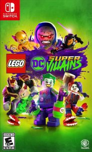 LEGO® DC Super-Villains NSP UPDATE DLCs SWITCH