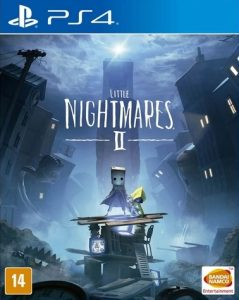 Little Nightmares II PKG PS4 EUR
