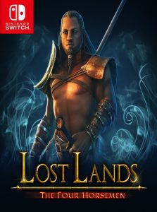 Lost Lands 2: The Four Horsemen NSP SWITCH