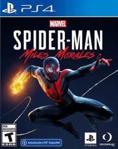 Marvel's Spider-Man: Miles Morales PKG UPDATE PS4 USA