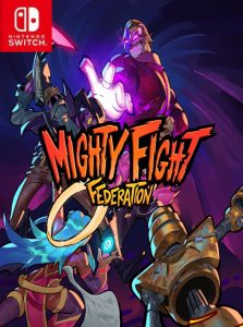 Mighty Fight Federation NSP UPDATE SWITCH