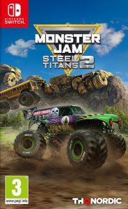 Monster Jam Steel Titans 2 NSP UPDATE DLCs SWITCH