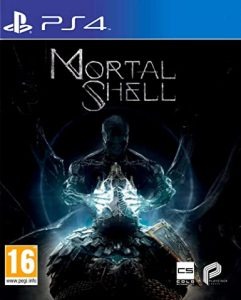 Mortal Shell PKG UPDATE PS4 EUR