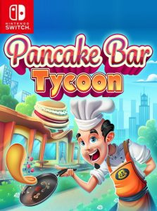Pancake Bar Tycoon NSP DLCs SWITCH